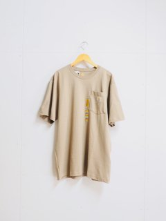 <img class='new_mark_img1' src='//img.shop-pro.jp/img/new/icons1.gif' style='border:none;display:inline;margin:0px;padding:0px;width:auto;' />Carhartt Workwear Pocket Short Sleeve T-Shirt -Desert-