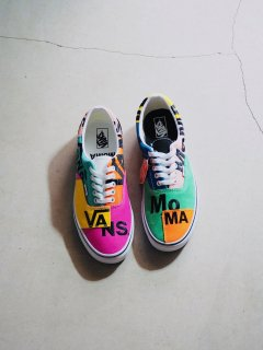 MoMA and Vans Era Sneakers