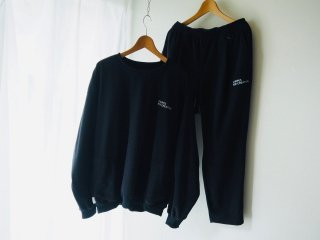 S.F.C  FLEECE SET UP Black
