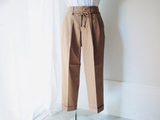 HAVERSACK Twill Chino 2tuck Pants