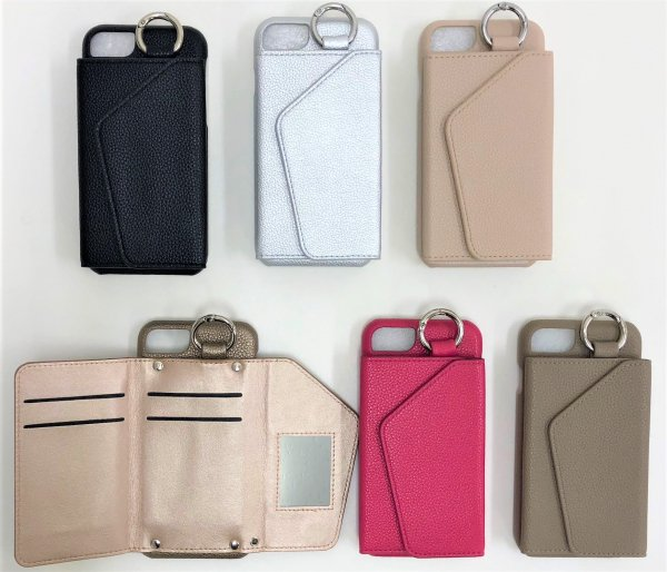携帯ケース Iphone PORTE.6Plus/7Plus/8Plus(生産終了)