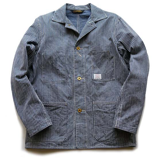 TOUGHNESS W-224C コールマンジャケット