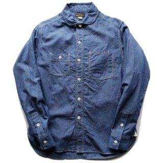 TOUGHNESS W-433 1933ラウンドカラーワークシャツ