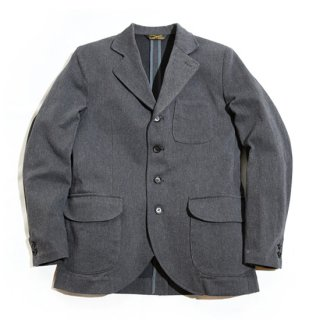 Bespoke Collection(TOUGHNESS)W-228Tトップブラック オーディナリージャケット
