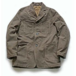 Bespoke Collection(TOUGHNESS)  W-229 ビッグブラザーワークコート