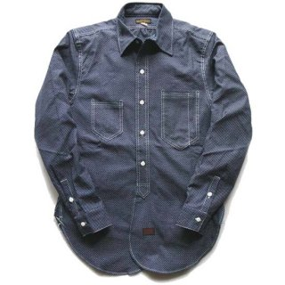 TOUGHNESS W-423 POLCA DOT ROADER SHIRT