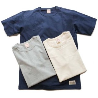 TOUGHKNIT W-3004 シングルジャージー・クルーネック半袖Tシャツ