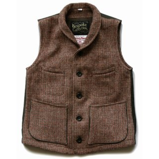 Bespoke Collection(TOUGHNESS) W-580 Lake George Park Vest