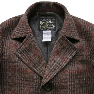 Bespoke Collection W-270 Harris Tweed Long Coat