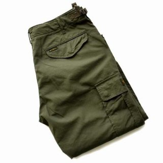 TOYS McCOY MILITARY CARGO TROUSERS(Olive)