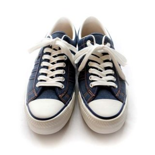 WAREHOUSE LOT3500 LOW CUT DENIM SNEAKER