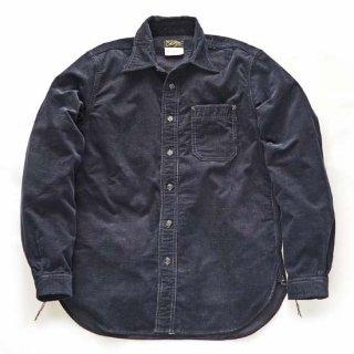 Colimbo SANDLEAD WORK SHIRT(DOBBY CARAMEL COAD CLOTH)
