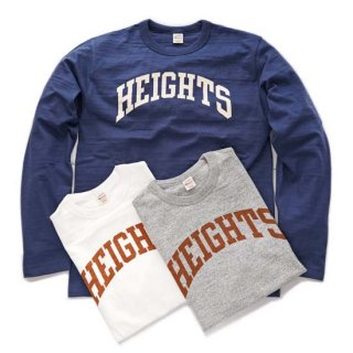 WAREHOUSE Lot5906 HEIGHTS LS T-SHIRT