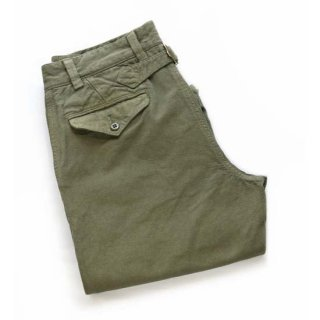 SOUNDMAN Moorgate (SASHIKO)Trousers