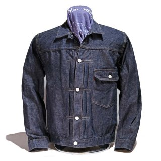WAREHOUSE LOT2001XX Type 1 DENIM JACKET(未洗い)
