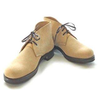 SKOOB SHOE CO.(Colimbo) CLAUDE DESERT CHUKKA BOOTS(Tan)