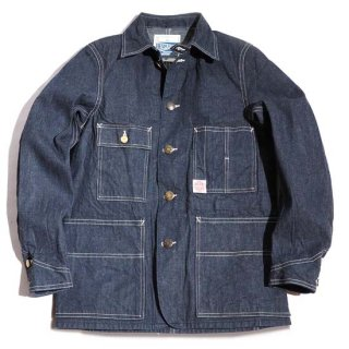 HEAD LIGHT 11oz BLUE DENIM WORK COAT