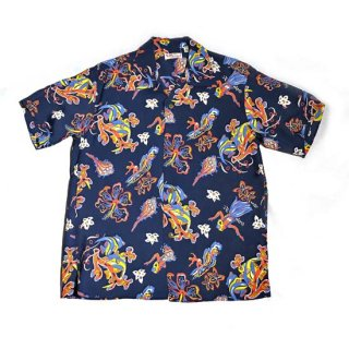 SUN SURF Hawaiian Shirt SS38037