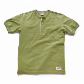 TOUGHKNIT W-3001 レイルズユニオンヘンリーネック半袖Tシャツ