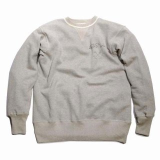 WAREHOUSE LOT.403 SET IN FLEEDOM SLEEVE SWEAT SHIRT