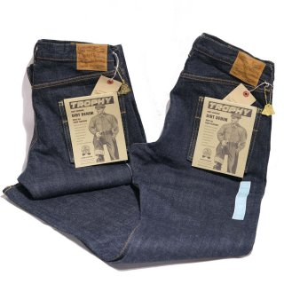 TROPHY CLOTHING NARROW DIRT DENIM(LOT.1607)