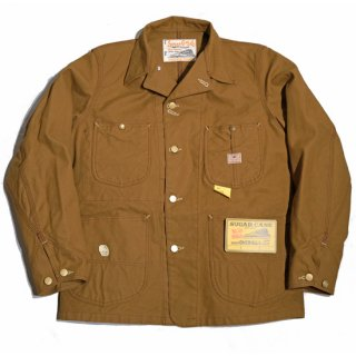 SUGAR CANE 13oz BROWN DUCK WORK COAT(SC14374-138)