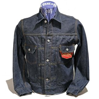SUGAR CANE 14.25oz DENIM JACKET 1953MODEL(2nd Style)
