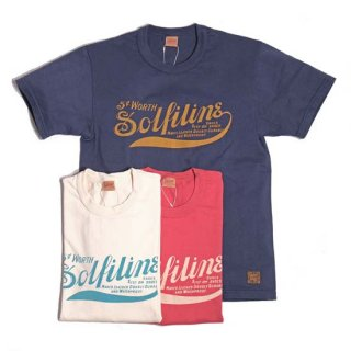 Deluxeware PRINTED T-SHIRT(SDL-2002)SOLFILINE