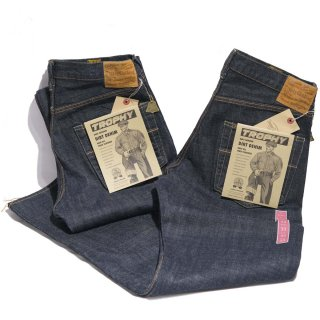 TROPHY CLOTHING STANDARD DIRT DENIM(LOT.1605)