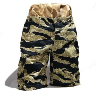 BUZZ RICKSON'S GOLD TIGER PATTERN SHORTS(BR51904-119)