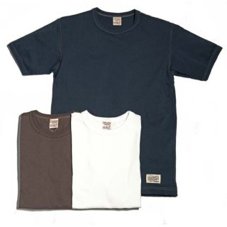 TOUGHKNIT W-3006 BINDER CUFF,  CREW NECK SS T-SHIRT