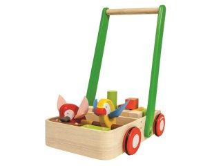 [1歳-]バードウォーカー〈手押し車〉PLANTOYS