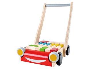 [1歳-]ベビーウォーカー〈手押し車〉PLANTOYS