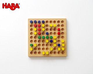[2歳半-]小さなペグボード〈ペグさし・木のおもちゃ〉HABA