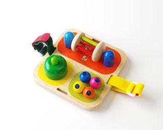 [0歳 3ヶ月-]タボリニ〈ベビーベッドの木のおもちゃ〉SELECTA