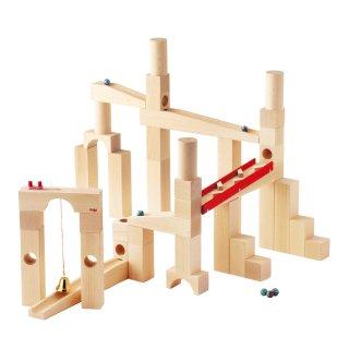 [3歳-]組立てクーゲルバーン〈積み木・玉転がし〉HABA