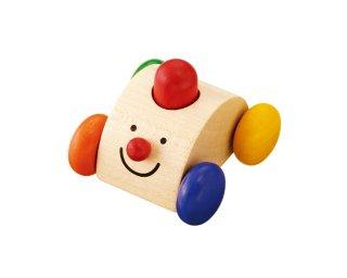 [0歳 6ヶ月-]クラクションカー〈車のおもちゃ〉SELECTA