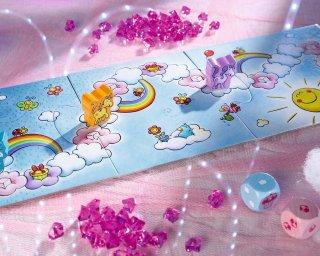 [3歳-]雲の上のユニコーン〈はじめてのすごろくゲーム〉HABA