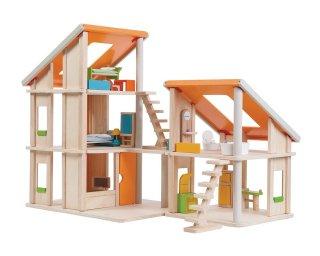 [3歳-]クリエイティブ プレイハウス〈ドールハウス〉PLANTOYS