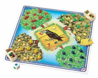 [3歳-]果樹園ゲーム〈ボードゲーム〉HABA