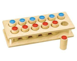 [3歳-]手の操作から判断する音の筒 TAG
