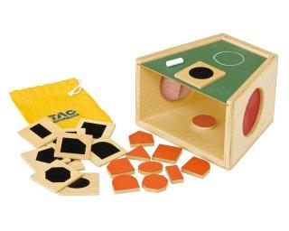 [3歳-]手で学ぶ秘密の箱 TAG