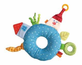 [0歳 6ヶ月-]クロースラトル・タウン〈布のおもちゃ〉HABA