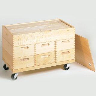 [1歳-]保育積み木・全セット〈保育園のおもちゃ〉HABA education