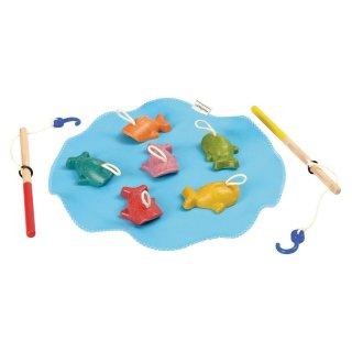 [3歳-]さかなつり〈ごっこ遊び〉PLANTOYS