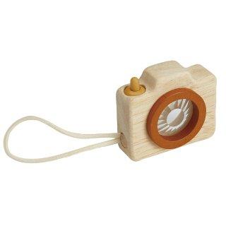 [3歳-]ミニカメラ〈ごっこ遊び〉PLANTOYS