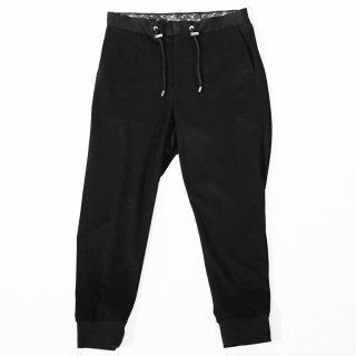 SILKET SWEAT PANT BLACK