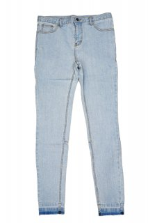 NO CLASH STRETCH JEANS LIGHT BLUE