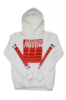PRISON HOODED SWEATSHIRT