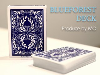 BLUEFOREST DECK byMO
